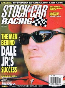 A2 wind tunnel StockCar magazine June 2004