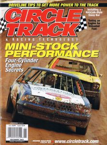 A2 wind tunnel circle track magazine