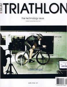 A2 wind tunnel Inside Triathlon Magazine March 2009